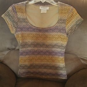 Dress shirt multi color